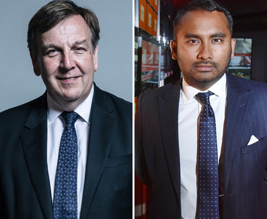 Whittingdale + Rajan 110x90