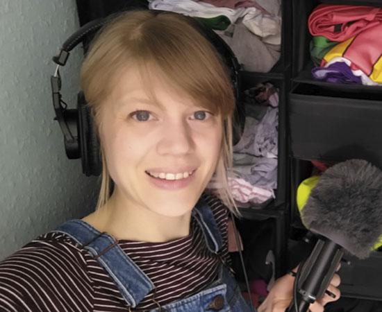 Programme Name: Radio 1 Presenters 2015 - Annie Mac - TX: 05/09/2016 - Episode: Radio 1 Presenters 2015 - Annie Mac (No. n/a) - Picture Shows:  Annie Mac - (C) BBC - Photographer: Ray Burmiston