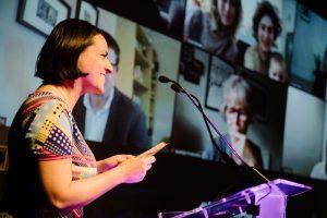 Award 09a - Helen Thomas stage