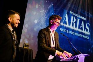 Award 10 - Bush & Richie stage