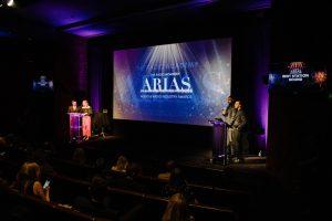 Award 19a - Arlene Marty on stage