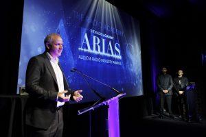 Award 20 - Scott Taunton on stage